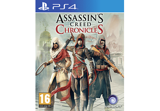Assassin's Creed - Chronicles | PlayStation 4