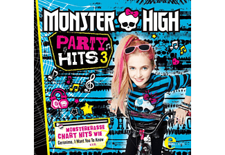 Monster High - (3)Party Hits - (CD)