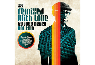 VARIOUS - Remixed With Love 2 - (CD)