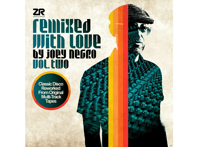 VARIOUS - Remixed With Love 2 [CD]