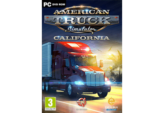 American Truck Simulator: California PC
