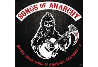 VARIOUS - Songs Of Anarchy: Music From Sons Of Anarchy Season 1-4 - (CD)