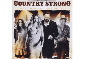 VARIOUS - COUNTRY STRONG (ORIGINAL MOTION PICTURE SOUNDTRACK - (CD)