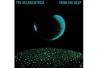 The Heliocentrics - Quatermass Sessions: From The Deep - (CD)