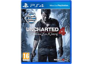 Uncharted 4: Το Τέλος ενός Κλέφτη (Standard Plus Edition) PS4