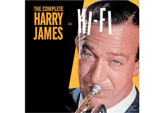 Harry James - The Complete Harry James In Hi-Fi - (CD)