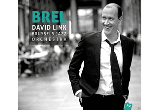 Brussels Jazz Orchestra, David Linx - Brel - (CD)