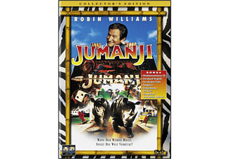 Jumanji - Collector's Edition Fantasy DVD