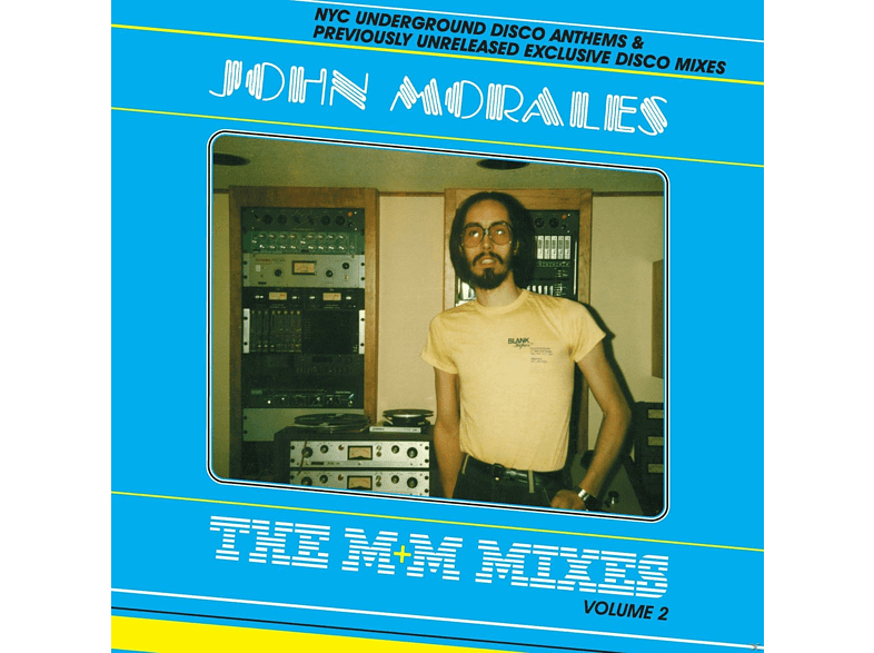 John Morales - The M+M Mixes Vol.2 [Vinyl]