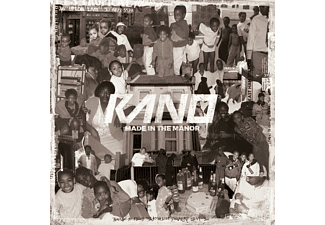Kano - Made In The Manor - (CD)