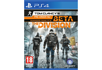 Tom Clancy's The Division NL/FR PS4