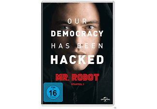 Mr. Robot - Staffel 1 - (DVD)
