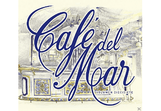 VARIOUS - CAFE DEL MAR 17 - (CD)