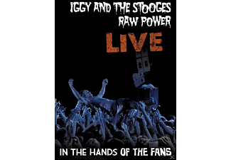Iggy, The Stooges - Raw Power Live: In The Hands Of The Fans - (DVD)
