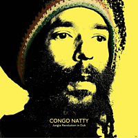 Congo Natty - Jungle Revolution In Dub (2lp+Mp3) [LP + Download]