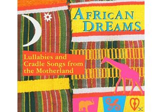 VARIOUS - African Dreams - (CD)