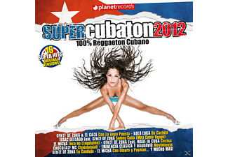 VARIOUS - Super Cubaton 2012 - (CD)