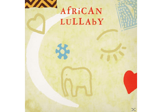 VARIOUS - African Lullaby - (CD)