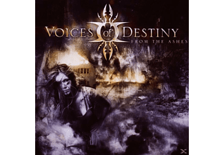 Voices Of Destiny - From The Ashes - (CD)