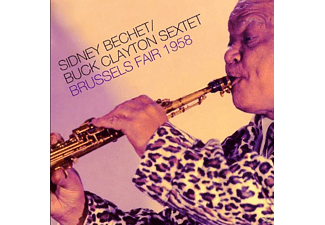 Sidney Bechet, Buck Clayt - Brussels Fair 1958 (CD)