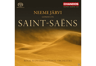 Royal Scottish National Orchestra, N. & ROYAL SCOTTISH NATIONAL ORCHESTRA Järvi - Orchesterwerke - (SACD Hybrid)
