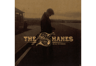 Shanes - Road Worrier - (CD)