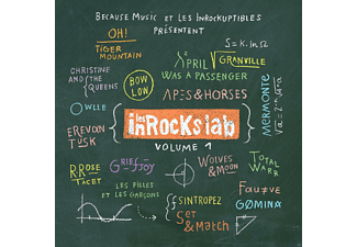 VARIOUS - Compilation Inrocks Lab Best Of 2012 - (CD)