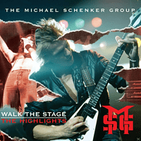 Michael Schenker Group - Walk The Stage - The Highlights [CD]