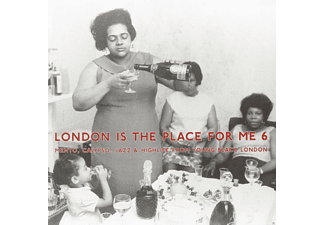 VARIOUS - London Is The Place For Me 6-Afro-Cubism, Calypso - (Vinyl)