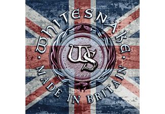 Whitesnake - Made In Britain/The World Records - (CD)