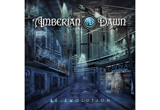 Amberian Dawn - Re-Evolution - (CD)