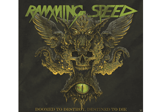 Ramming Speed - Doomed To Destroy, Destined To Die [CD]