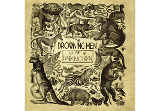 The Drowning Men - ALL OF THE UNKNOWN - (CD)