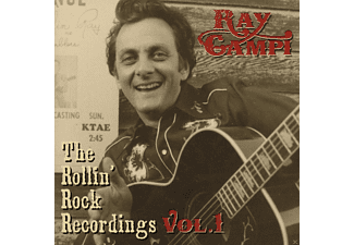 Ray Campi - The Rollin' Rock Recordings Vol.1 - (CD)