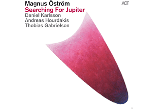 Magnus Öström, Andreas Hourdakis, Daniel Karlsson, Thobias Gabrielson - Searching For Jupiter - (CD)