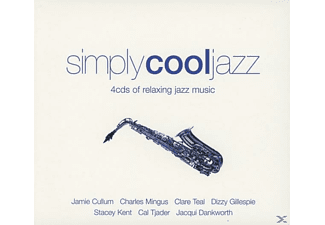 VARIOUS - Simply Cool Jazz - (CD)