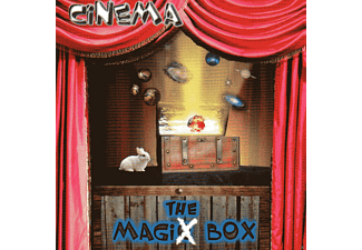 Cinema - The Magix Box - (CD)
