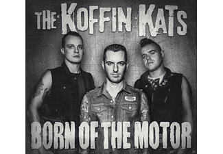The Koffin Kats - Born Of The Motor - (CD)