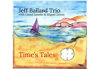 Jeff Ballard - Time's Tales - (CD)