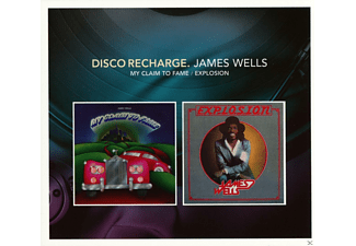 James Wells - Disco Recharge: James Wells - (CD)