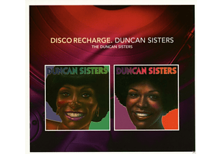 The Duncan Sisters - Disco Recharge: The Duncan Sisters - (CD)