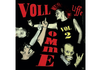 VARIOUS - Voll Uffe Omme Vol.2 (10 Jahre Puke Music) - (CD)