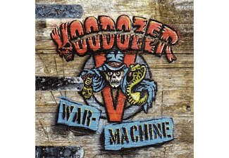 Voodozer - War Machine (Lim.Ed.) - (Vinyl)