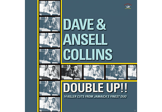 Dave & Ansel Collins - Double Up - (Vinyl)