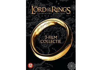 Lord Of The Rings Trilogy | DVD
