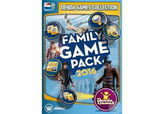 Family Game Pack - Winter Editie 2016