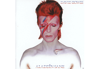 David Bowie - Aladdin Sane CD