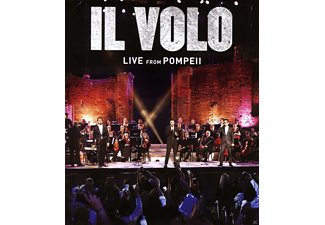 Il Volo - LIVE FROM POMPEII - (DVD)