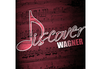 VARIOUS - Discover Wagner - (CD)