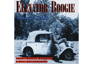 Frankie Starr - Elevator Boogie (With Marty Robbins) - (CD)